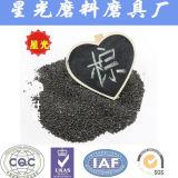 Chorro de arena de color marrón óxido de aluminio 46#