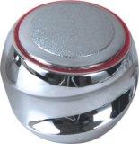 Poignée de robinet en plastique ABS avec fini chrome (JY-3037)