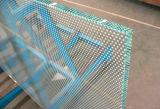 Новое защитное стекло квадратной штанги конструкции прокатанное для пола