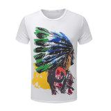 Dry Slim Fit Promotion Sports T-Shirts de coton et de polyester