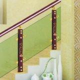 Поручень из нержавеющей стали из алюминиевого сплава + деревянные лестницы фитинги рулевой колонки