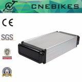 type batterie de crémaillère de 36V 10ah avec le chargeur pour le vélo