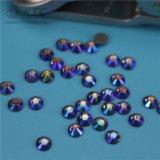 최신 고침 모조 다이아몬드, 철 Flatback 모조 다이아몬드, 유리 구슬