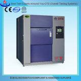 El equipo de laboratorio de choque térmico de temperatura alta y baja de la máquina de prueba de impacto