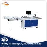 Máquina que corta con tintas auto de la regla de acero en industria de empaquetado