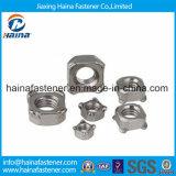 Noix de la soudure DIN928 de l'acier inoxydable 316