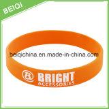 Wristband cristiano del silicone dei regali promozionali di disegno dell'OEM di fabbricazione