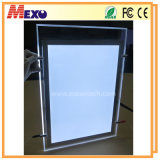 Crystal Photo Frame Magnetic LED Light Box