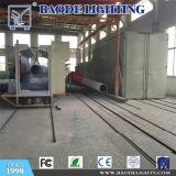 Q235 alumbrado público redondo/poligonal poste (BDP-LD1s0) del acero los 6/8/11m