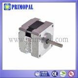 0.6A 0.9 graus 2 motor deslizante do NEMA 16 da fase para o CNC