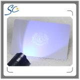 Plastik-Belüftung-Punkt-UVVisitenkarte-Hersteller