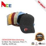 Шлемы бейсбола вышивки изготовления/черная бейсбольная кепка/белая бейсбольная кепка