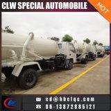 공장 좋은 가격 Kmc 4m3 하수 오물 유조 트럭 진공 탱크 트럭