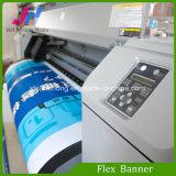 디지털 매체 용해력이 있는 인쇄 PVC 메시 코드 기치