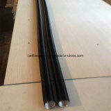 Tubo termico flessibile del tubo dello schermo dei manicotti di protezione di alluminio della vetroresina