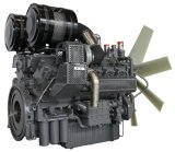 Wudong carga de Turbo Genset 4-Stroke Engine 820kw