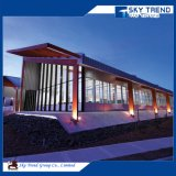 China Economic lumière Atelier de dessin de structure en acier préfabriqués