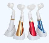 Spazzola facciale tenuta in mano elettrica di pulizia PBT di Recharegeable