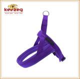 Maille en nylon de /Soft de gilet de harnais de crabot de confort de 6 couleurs complétée (KC0104)