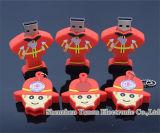 Mecanismo impulsor modificado para requisitos particulares del flash del USB del disco de destello del USB de la dimensión de una variable del bombero