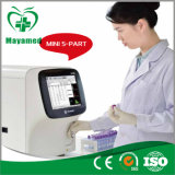Analyse de My-B005b cinq d'analyseur de corpuscule de sang
