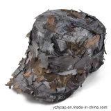Chapeau de broderie personnalisé Boursouché en coton Broderie de sport promotionnel Chapeau de chasse de Camo