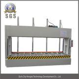 Máquina fria hidráulica da imprensa da porta de madeira