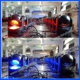 Indicatore luminoso capo mobile magico del randello del fascio 60W di esposizione LED del partito