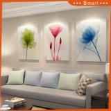 Pintura da arte com frame de retrato da pena para a decoração da parede