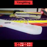Фабрики пластическая масса на основе акриловых смол лопаткоулавливателя тавра играя карточек покера форма Ym-BS04 преданной новая изготовленный на заказ