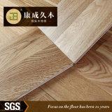Una madera del grado del entarimado de madera de roble/del suelo laminado