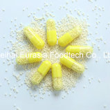 Servicio de OEM de citrato de zinc y vitamina a retardar las cápsulas con gránulos