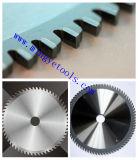 TCT hojas de sierra circular para madera, metal, aluminio, plástico
