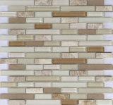 Vetro di pietra della miscela delle mattonelle di mosaico, mosaico Egitto