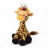 Het Stuk speelgoed van de Pluche van de Douane van de Giraf van de pluche