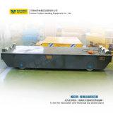 Carretilla motorizada carro ferroviario funcionada fácil del transporte