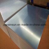 Plaque d'alliage d'aluminium pour le portable