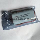 2s1p 7.4V 3400mAhPanasonic Cel 18650 lithium-Ion het Pak van de Batterij