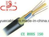 GYTS Aire Libre Cable De Fiber Optical/cable del audio del conector de cable de la comunicación de cable de datos del cable del ordenador