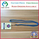 Изготовленный на заказ талреп сатинировки владельца карточки удостоверения личности для Keychains