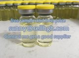 La pureza del líquido de hormonas esteroides inyectables equilibrio