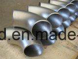 O aço inoxidável sem emenda Elbows o encaixe de tubulação
