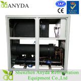 refroidisseur d'eau 30HP refroidi à l'eau emballé par 25ton fonctionnant Princinple