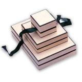 Высокопоставленная изготовленный на заказ коробка пакета, бумажная коробка подарка (OEM-CB003)