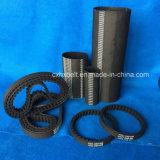 Cinghia di sincronizzazione di gomma industriale/cinghie sincrone 1350 1380 1400 1420 1455-5m