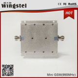 Souper de répétiteur de signal GSM Mini Amplificateur de signal d'argent pour la maison