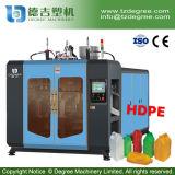Máquina de molde do sopro do frasco do lubrificante do HDPE