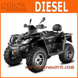 ディーゼル900cc 4X4 4の荷車引きATV