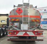 30000のL Shacman 3の車軸オイルの木陰30のTのアルミ合金の燃料のタンク車