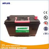 Baterias padrão 65D31L do veículo de JIS 12V SMF para o mercado de Bangladesh